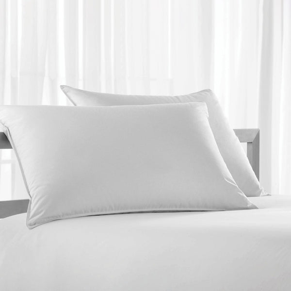 "Registry LuxFill Medium-Density Pillow, Standard 20"" x 26"""