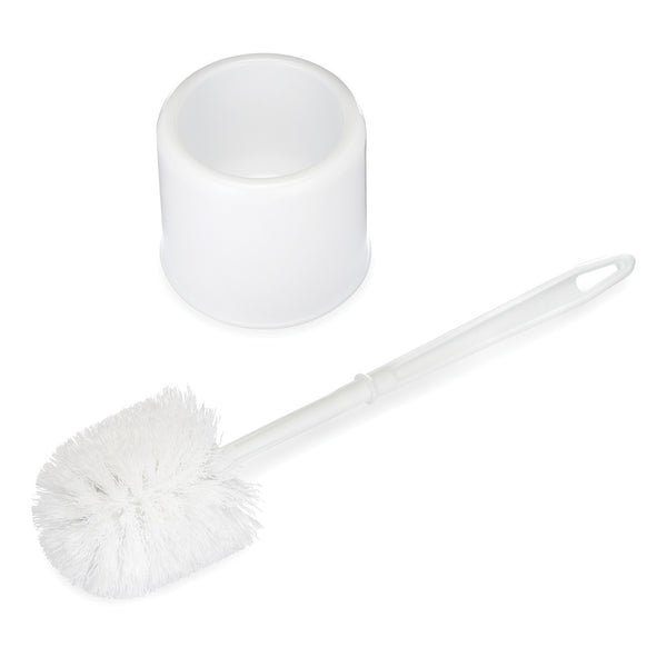 Registry Toilet Bowl Brush and Caddy Set