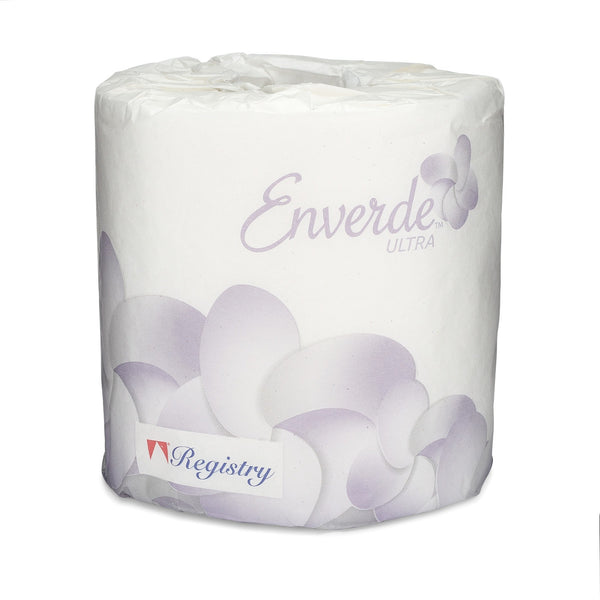 "Registry® Enverde™ Ultra Bath Tissue 4.25"" x 4"""
