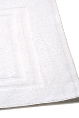 "Platinum Series Bath Mat White 21"" x 32"""