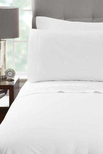 Millennium 250 Thread Count Pillow Sham White