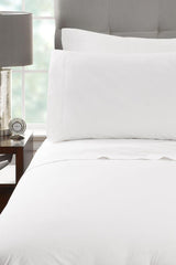 Millennium® 250 Thread Count Pillow Sham White