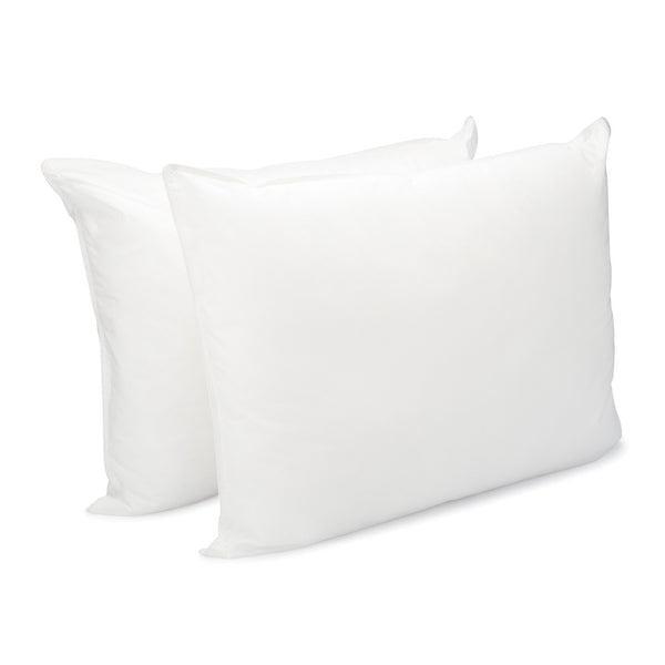 Registry Down Alternative Hypo-Allergenic Microfiber Pillow White