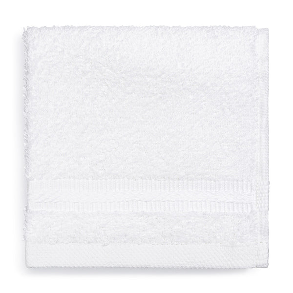 "Platinum Series Wash Cloth, White, 13"" x 13"" - OUT OF STOCK"