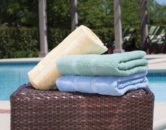 Registry 100% Cotton Pool Towels in Solid Colors