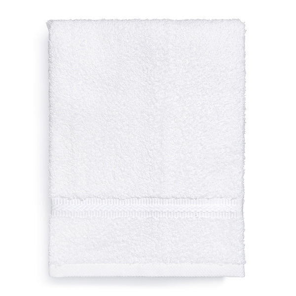 "Gold Series Hand Towel White 16"" x 30"""