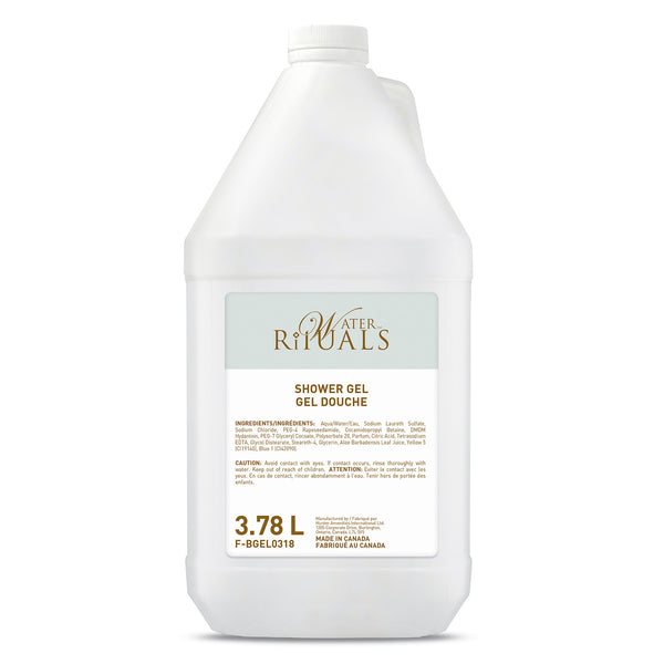 Water Rituals Shower Gel 1 Gal.
