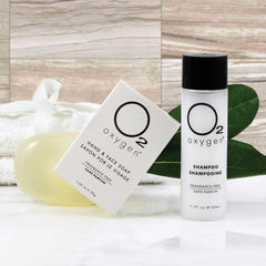 Oxygen Fragrance-Free Amenities