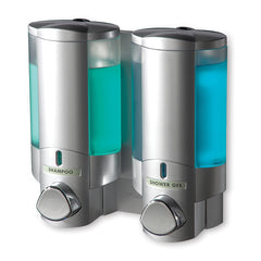 AVIVA 2-Chamber Shower Dispenser