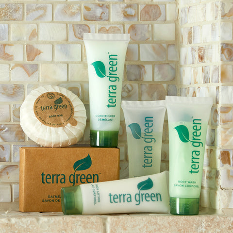 Terra Green Eco-Friendly Amenities