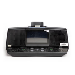 Sunbeam Elite Clock Radio with Charging, Black