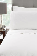 Millennium 250 Thread Count Duvet Cover White