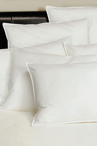 Registry® Down Alternative Hypo-Allergenic Microfiber Pillow White