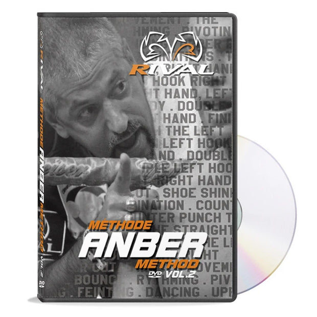 Anber Method DVD Vol. 2 - English Version