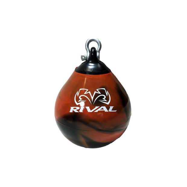 "Sac de frappe Rival Aqua Head Hunter - 9"" - 15lb/7kg - Orange"