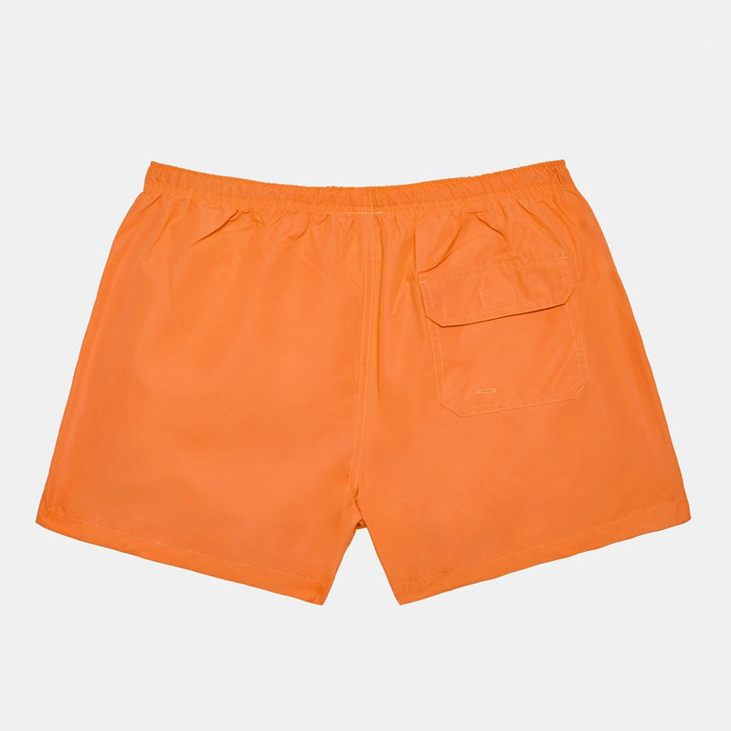 Orange Swim Short