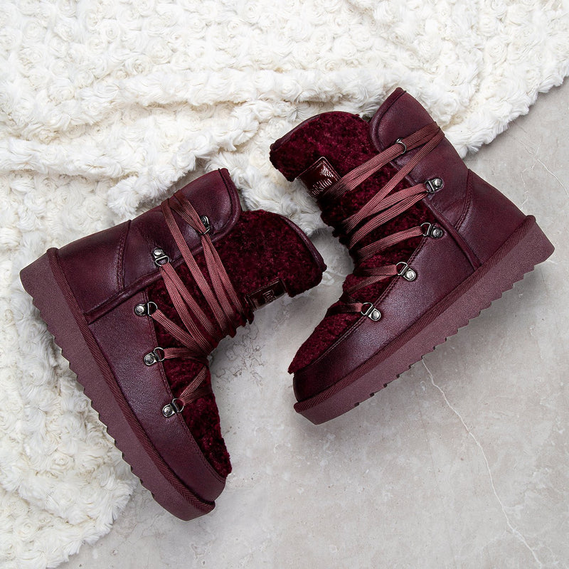 Nordic Fur Bordeaux