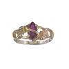 Black Hills Gold Birthstone Ring (G1419)