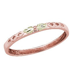 Black Hills Gold Infinity Stackable Ring (GL10028)
