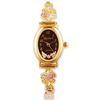 Black Hills Gold Ladies Gold Watch
