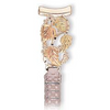 Black Hills Gold Silver Ladies Watch Band