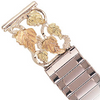 Black Hills Gold Silver Lady's Watch Band