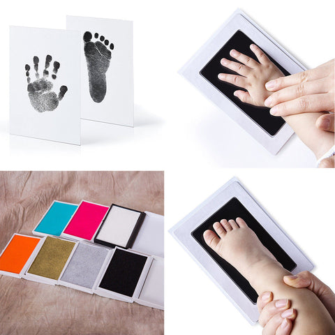 Handprint and Footprint Memory Kit