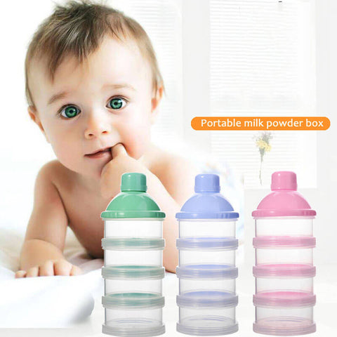 Baby Food Container Storage