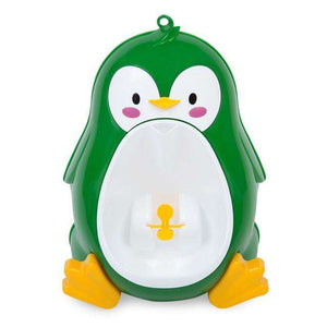 potty training urinal green