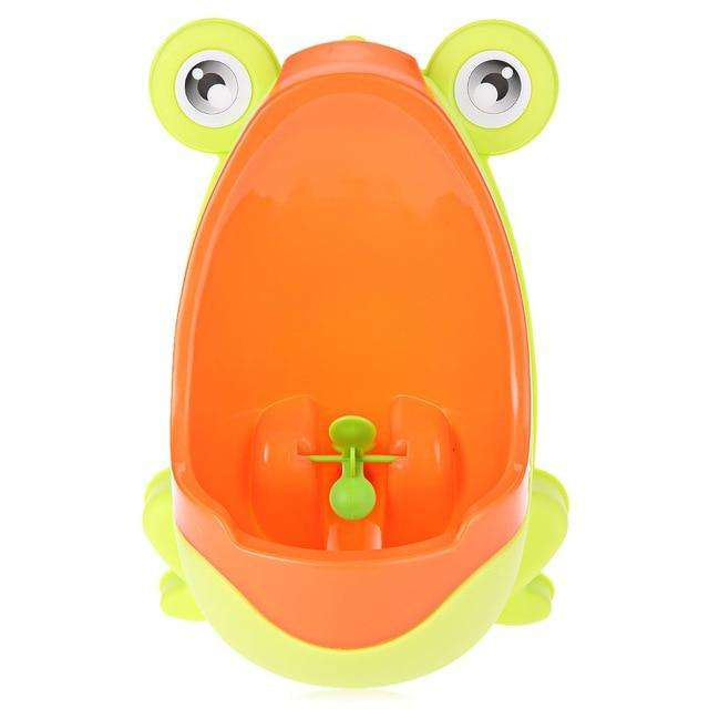 potty training urinal yellow