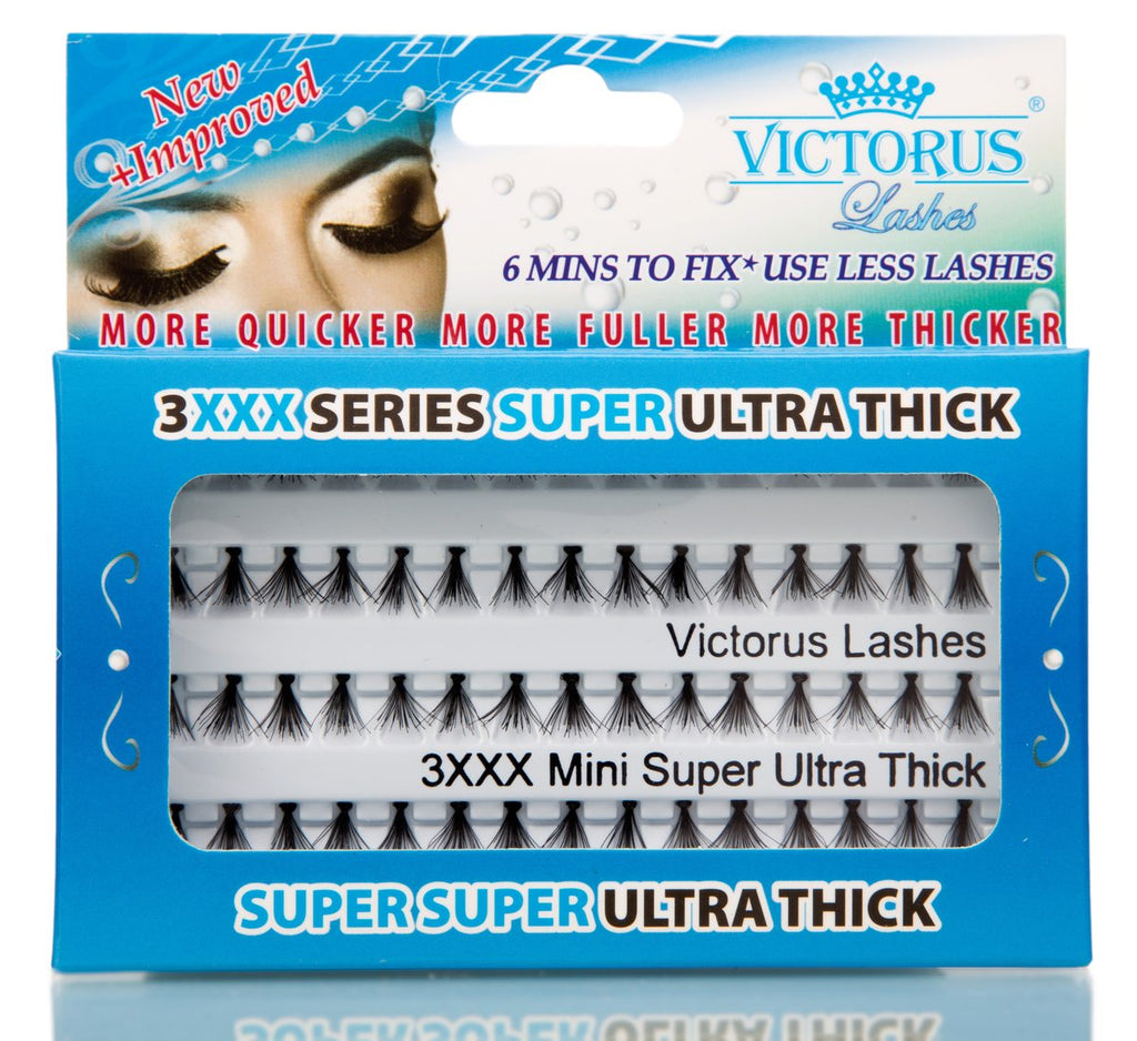 3XXX Super Thick Lashes - Test