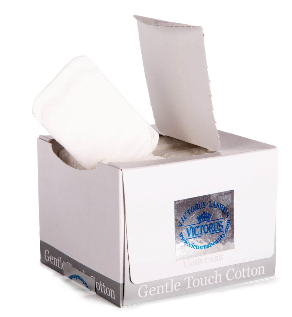 GENTLE TOUCH COTTON - 40 TISSUES - victorusbeauty