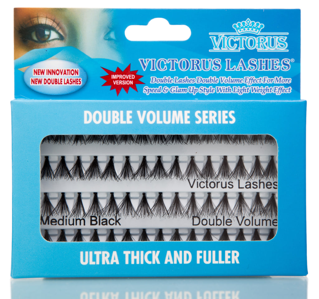 DOUBLE VOLUME - victorusbeauty