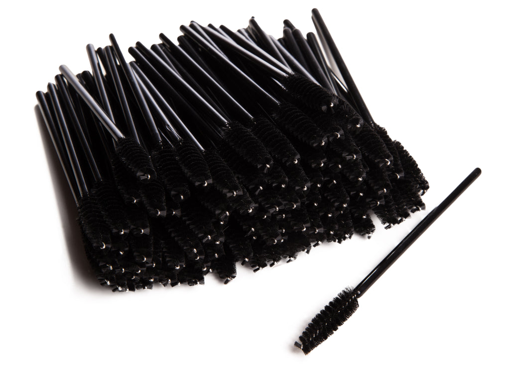 DISPOSABLE MASCARA BRUSHES - 100pcs - victorusbeauty