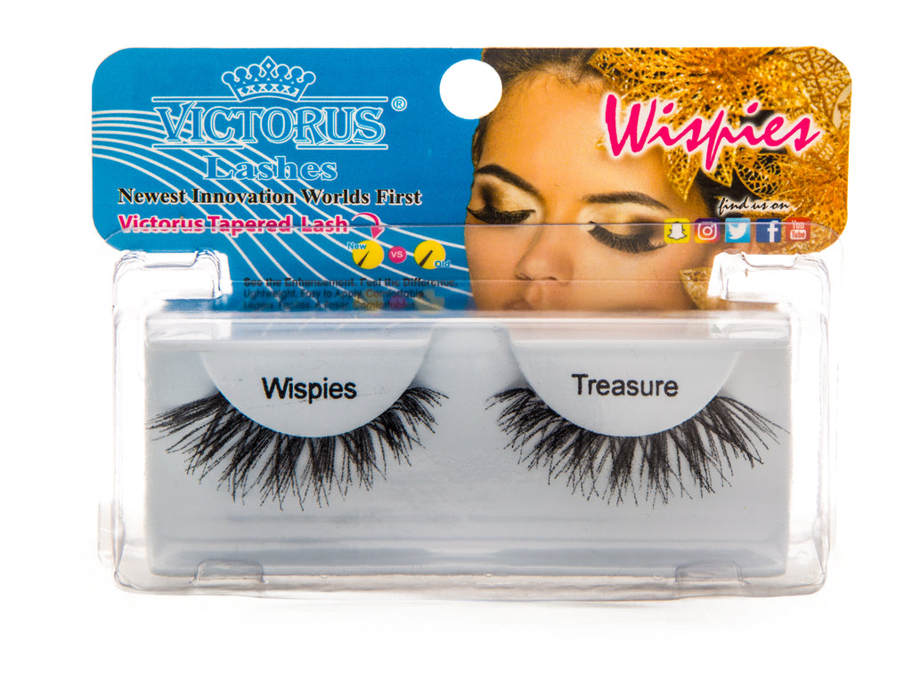 TREASURE WISPIES - victorusbeauty