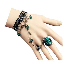 MADARI FASHIONS - Rose Ring Bracelets