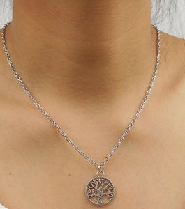MADARI FASHIONS - Tree of Life Necklace