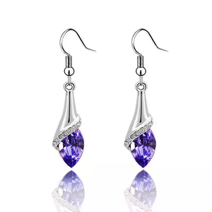 MADARI FASHIONS - Marquise Water Drop Dangles