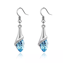 Load image into Gallery viewer, MADARI FASHIONS - Marquise Water Drop Dangles