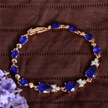 Load image into Gallery viewer, MADARI FASHIONS - Hawaiian Tennis Bracelets