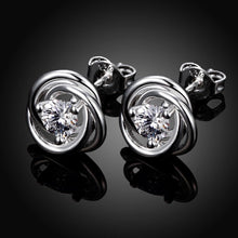 Load image into Gallery viewer, MADARI FASHIONS - Rose Stud Earring