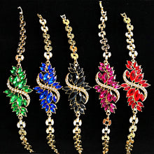 Load image into Gallery viewer, MADARI FASHIONS - Peacock Bracelets