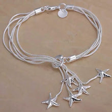 Load image into Gallery viewer, MADARI FASHIONS - Bohemian Starfish Bracelet
