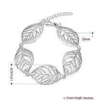 Load image into Gallery viewer, MADARI FASHIONS - Bohemian Leaf Bracelet