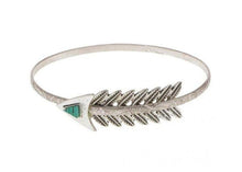 Load image into Gallery viewer, MADARI FASHIONS - Bohemian Turquoise Arrow Bracelet
