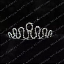 Load image into Gallery viewer, MADARI FASHIONS - Bubble Loop Tiara