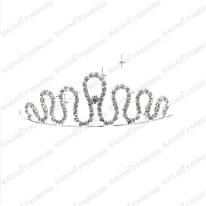 MADARI FASHIONS - Bubble Loop Tiara
