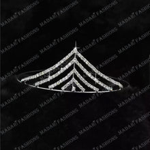 Load image into Gallery viewer, MADARI FASHIONS - Queen's Bridge Tiara