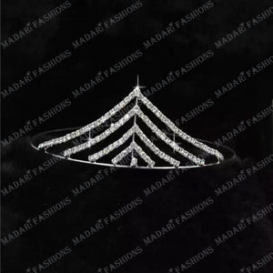 MADARI FASHIONS - Queen's Bridge Tiara