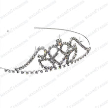 Load image into Gallery viewer, MADARI FASHIONS - Heart Lotus Tiara